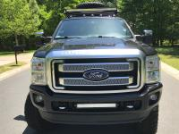 ABSOLUTELY GORGEOUS FORD F250 PLATINUM 4X4 6.7L DIESEL