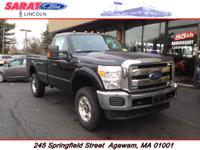 This 2015 Ford Super Duty F-250 SRW XLT is offered to
