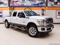 2015 Ford Super Duty F-250 Lariat 4X4  Good looking,