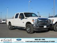 This Ford Super Duty F-250 SRW boasts a Intercooled