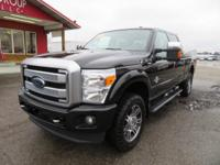 Options:  2015 Ford F-250 Sd Navigation! Moonroof! Sony
