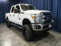 One Owner Clean Carfax 4x4 Powerstroke Turbo Diesel