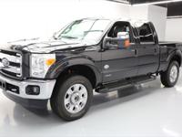 2015 Ford F-250 with FX4 Off Road Package,6.7L Power