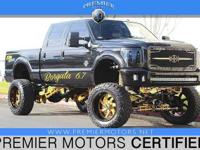 Options:  2015 Ford F-250 Black|6.7L V8