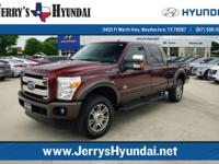 This Ford includes: ADOBE, UNIQUE KING RANCH LEATHER