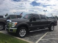 WOW! What a Truck!! 2015 Ford F-250 Crew Cab Diesel,