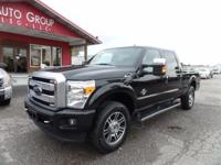 Options:  2015 Ford F-250 Sd Navigation! Heated Front