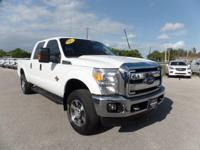2015 Ford F-250SD Crew Cab with Power Strok Diesel