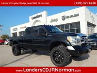 LIFTED LARIAT F-250 IRON CROSS BUMPERS CUSTOM WHEELS