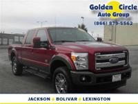 *** 1 OWNER LOCAL TRUCK .. KING RANCH .. NAVIGATION ..