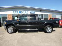 2015 Ford F-250 Lariat SuperCrew Cab 4 Wheel Drive 6.7L