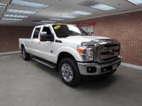 6.7 TURBO DIESEL V8, 4X4, MOON ROOF, LEATHER HEATED AND