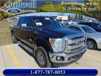 4X4, 6.7L POWER STROKE V8 DIESEL, LARIAT ULTIMATE