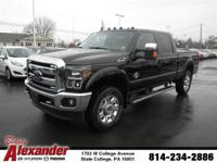 2015 Ford F-250 LARIAT. Serving Lewisburg,
