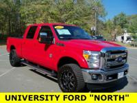 Carfax One-Owner. Clean CARFAX 2015 Ford F-250SD Lariat