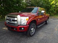 Make no mistake, this IS the 6.7L Diesel Crew Cab Ford