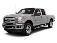 Recent Arrival! 4WD. Clean CARFAX. 2015 Ford F-250SD