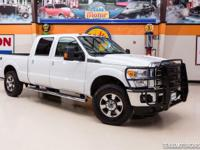 2015 Ford Super Duty F-250 Lariat 4X4  Super clean