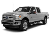 Take command of the road in the 2015 Ford F-250! It