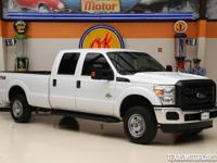 This 2015 Ford Super Duty F-250 XL 4x4 is in great