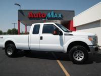 This 2015 Ford Super Duty F-250 SRW XL is offered to
