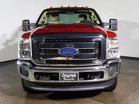 This outstanding example of a 2015 Ford Super Duty