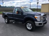 This 2015 Ford Super Duty F-250 SRW XLT has only 39,229