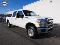 FORD F250 CREW CAB 4X4 6.2L ENGINE !, SERVICED AT FORD