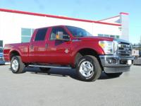 Only 18,047 Miles! This Ford Super Duty F-250 SRW