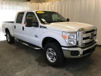 This 2015 Ford Super Duty F-250 SRW XLT has only 40,149