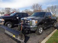 Truck Extended Cab, 4WD, and **SNOW PLOW**. Alloy