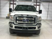 2015 Ford F-350 6.7L Lariat Crew Cab Pickup.  For sale