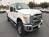 Take command of the road in the 2015 Ford F-350! You'll