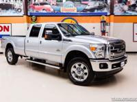 2015 Ford Super Duty F-350 SRW Lariat 4X4  Good looking