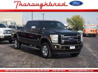 Our Green Gem, 2015 Ford F350 King Ranch 4WD Crew Cab
