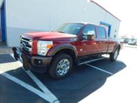 We are excited to offer this 2015 Ford Super Duty F-350