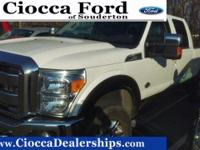 KING RANCH 6.7L DIESEL WITH $14,150 IN OPTIONS!!! 5TH