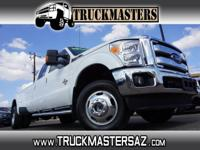 Options:  2015 Ford F-350 Super Duty Dually 4X4|4X4
