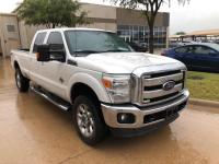This 2015 Ford Super Duty F-350 SRW Lariat is offered