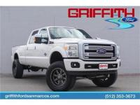 2015 F-350 Lariat 4x4 **** 6'' Lift, 22'' wheels and