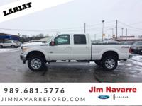 Options:  2015 Ford Super Duty F-350 Srw Lariat One