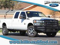 Options:  2015 Ford Super Duty F-350 Lariat 4D Crew