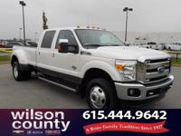 2015 Ford F-350SD Lariat Power Stroke 6.7L V8 DI 32V