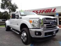 THIS IS I A BEAUTIFUL 2015 FORD F350 LARIAT CREWCAB
