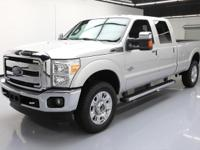2015 Ford F-350 with FX4 Off-Road Package,6.7L