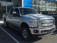 Lariat trim. Leather, 4x4, Back-Up Camera, Hitch,