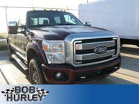 Come see this 2015 Ford F-350 Platinum. Its Automatic