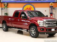 This Carfax Certified 1-Owner 2015 Ford Super Duty