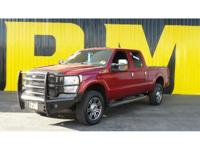 2015 Ford F-350SD Platinum - One Owner and Non-Smoker.