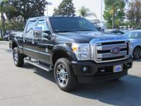 Options:  Engine: 6.7L Power Stroke V8 Turbo Diesel